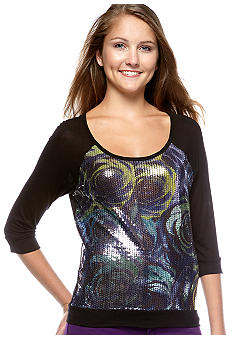 Eyeshadow Sequin Sweatshirt