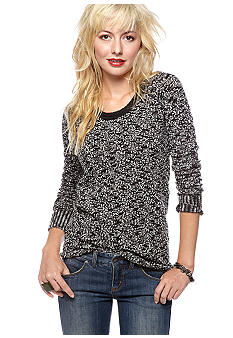 Free People Boston Jersey Sweater Knit