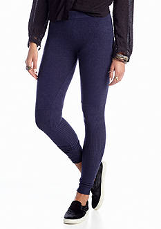 Free People Heathered Knit Legging