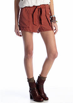 Free People Drippy Tencel Short
