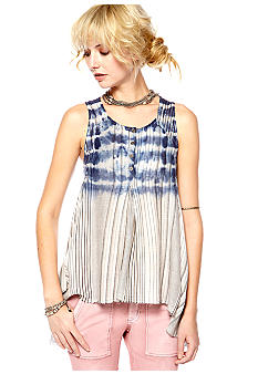 Free People Malibu Stripe Blouse