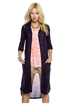 Free People Cambridge Bites Cardi