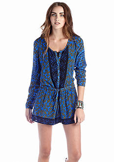 Free People Resort Romper