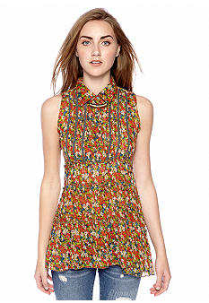 Free People After Dark Garden Tunic