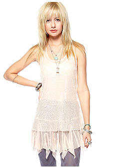 Free People Sequin Slip