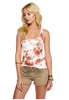 Free People Seamless Tie Dye Cami