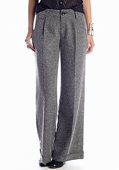 Free People Soft Wide Leg Trouser