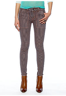Free People Railroad Skinny Jean