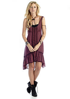 Free People Parisian Slip Dress