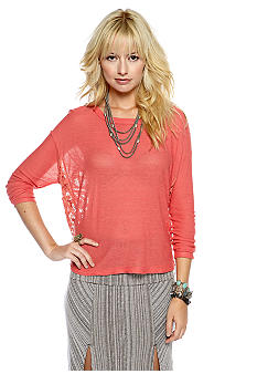 Free People Love Me Do Pullover