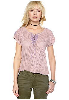 Free People Strawberry Fields Tee