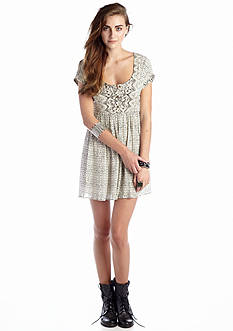 Free People Sundown Babydoll Dress