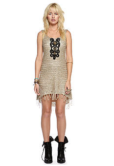 Free People Golden Sand Swit Dress