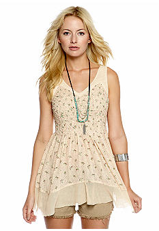 Free People Times A Wastin Tunic
