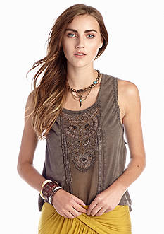 Free People Lonesome Dove Top