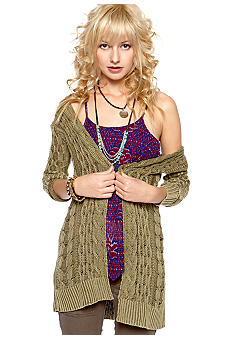 Free People Minnow Yarn Cardigan