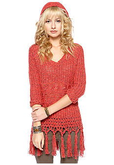 Free People Santa Rosa Yarn Sweater