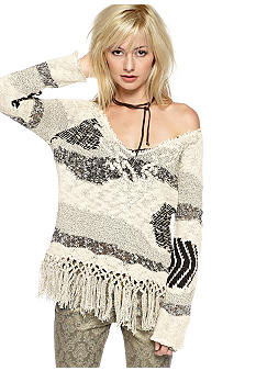 Free People Landscape Sweater