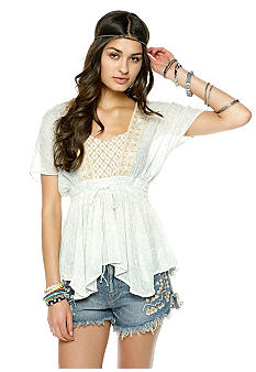 Free People Garden Of Eden Top