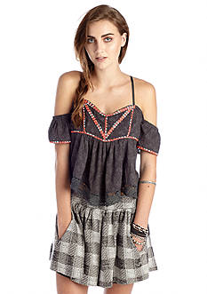 Free People Chicka Chicka Boom Top