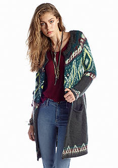 Free People Frosted Fairilse Cardigan