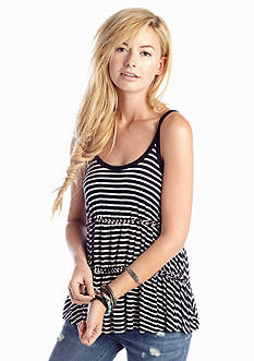 Free People Stripe Florence Tank