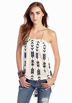 Free People Peace And Arrow Tunic