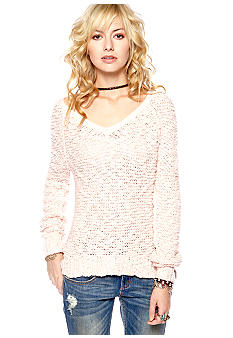 Free People Song Bird Pullover Sweater