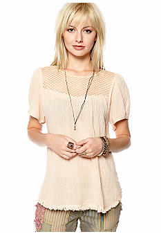 Free People Geo Boho Top