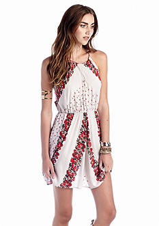 Free People Simona High Neck Dress