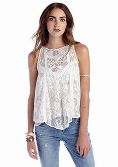 Free People Miss Mackenzie Tank