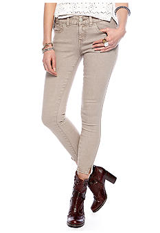Free People Cropped Skinny Jean