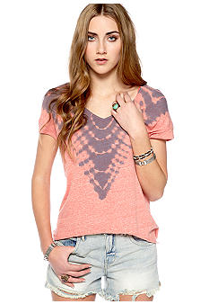 Free People Double Team Tee