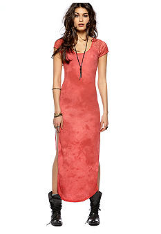 Free People Triblend Maxi Dress