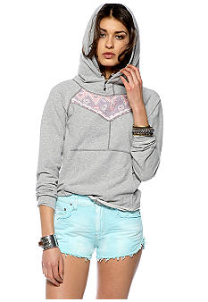Free People French Terry Hoodie