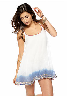 Free People Dip Dye Ariel Racer Back Dress