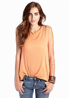 Free People Summers End Tank Top