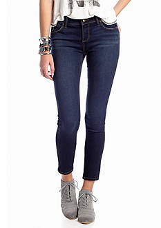 Free People High Rise Roller Crop Denim