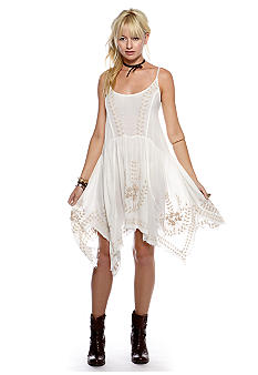 Free People Meadows Of Medallion Slip