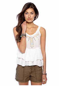 Free People Meadow Ballerina Top