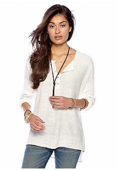 Free People Gold Rush Henley