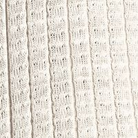 Cardigan Sweaters for Women: Ivory/Oatmeal Free People Shadow Stripe Cardigan