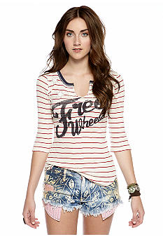 Free People Dream On Tee