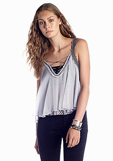 Free People Coasting On A Dream Top