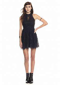Free People Verushka Mini Dress