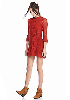 Free People Rosalind Mini Dress