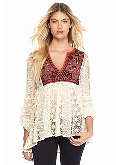 Free People Casablanca Tunic