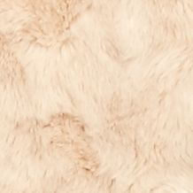 Women: Free People Contemporary: Rose Free People Swingy Faux Fur Coat