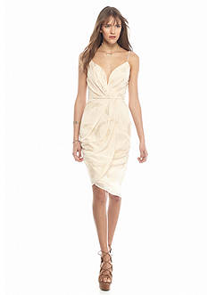 Free People Venus Draped Dress