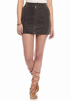 Free People Get Into the Groove Skirt